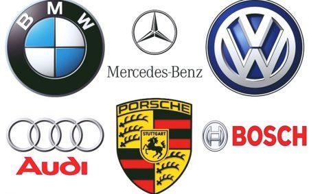 Deutsche Automobilkonzerne sind starke Marken