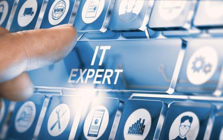Acht-Punkte-Programm für die Suche nach IT-Spezialisten